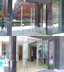 tempered glass door yochos site
