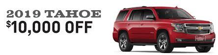 New Chevrolet Specials Near Austin | Chevrolet Deals