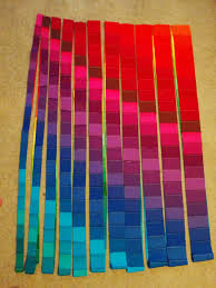 Lets Quilt Something: Rainbow Bargello - Jelly Roll Kona Roll Up ... & Last sew all your strips together and you will have your lovely quilt top  finished. Adamdwight.com