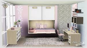 Set Bedroom Sims 3 sims 3 updates clio sims 3 emma bedroom by clio
