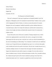 outline for essay on law in uncle tom s cabin julia maurer engl  3 pages the morgesons by elizabeth stoddard essay response