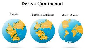 Resultado de imagem para continente gondwana e rodinia