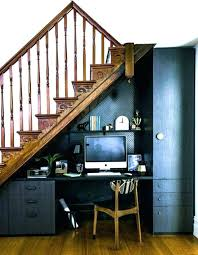 office under stairs. Under Stairs Office Space .