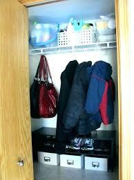 coat closet shelving coat closet organization coat closet organization ideas for coats and shoes no coat coat closet shelving