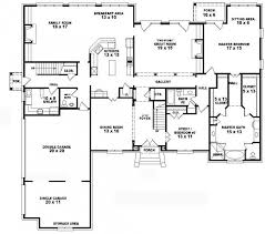 Photo 4 Of 5 4 Bedroom 2 Story House Floor Plans On 4 Bedroom 2 Bath House  Floor Plans (