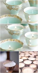 Decorating With Teacups And Saucers From Tea to Décor 60 Gorgeous Projects to Upcycle Old Teacups 56