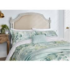 sanderson waterperry king size duvet cover mint extra image