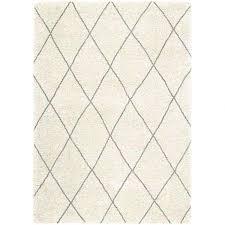 logan machine woven geometric rug white black 07 hover to zoom