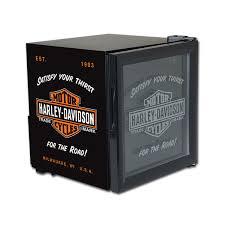 Harley Davidson Bar and Shield Fridge Cooler