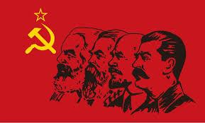 Us 5 06 8 Off Kafnik 3 X 5 Ft 90 150cm 60 90cm Communism Flag Marx Engels Lenin Stalin Cccp Ussr Soviet Emblem Flags In Flags Banners
