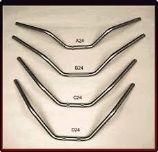 flanders 7 8 inch flat track bars