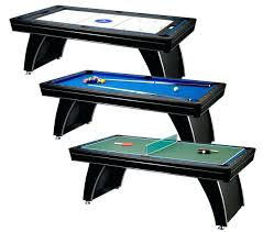 3 in 1 pool table the gld s fat cat mmxi 7 3 in 1 game