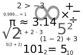 Image result for clipart math symbols