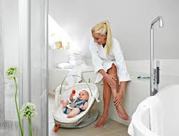 baby furniture design of bounce n sleep in bathroom by stokke baby nursery nursery furniture cool