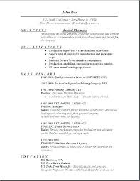 Resume Examples For Pharmacy Technician Simple Pharmacy Tech Resume Samples Colbroco