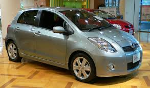 TOYOTA Vitz car technical data. Car specifications. Vehicle fuel ...