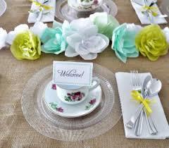 Gorgeous Garden Tea Party Decoration Idea For Baby Shower