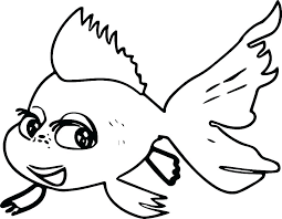 Free Fish Coloring Pages Trustbanksurinamecom