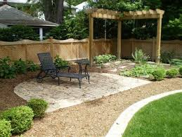 Picture Of Small Backyard Landscaping Ideas On A Budget Backyards Ideas Landscape