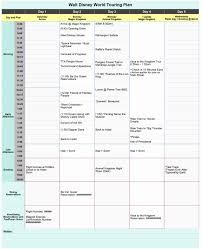Free Travel Planner Trip Plan Template Vacation Schedule Excel Planner Free Travel
