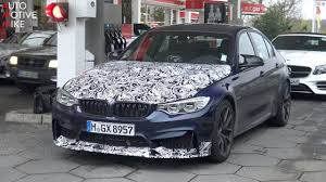 2018 bmw f80 m3. perfect 2018 2018 bmw m3 cs f80 spied testing at the nrburgring intended bmw f80 m3