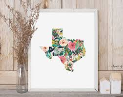 texas state etsy