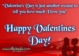 Cute Valentines Day Quotes Extraordinary Cute Valentines Day Quotes Cathy