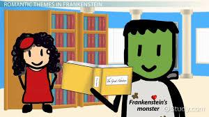 r ticism in frankenstein video lesson transcript com