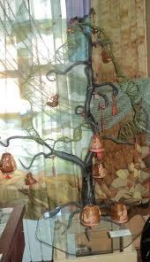 photo jpg Мелюкова Наталья Кованый металл керамика Древо жизни дипломная работа 2013 г Руководитель Гызыев Д М