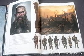rise of the tomb raider the official art book 03