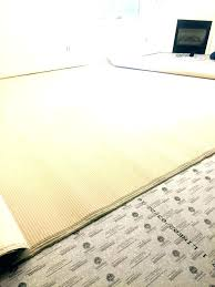 wall to wall carpet padding carpet pad basement padding tips for choosing wall to in a modern setting wet what carpet pad