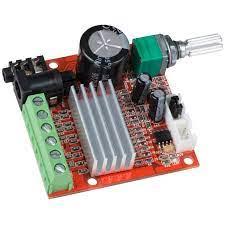 Mini HIFI High Power 2.1 Class D Audio Amplifier Board 2x15