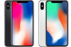 <b>iPhone</b> X - Спецификации