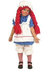 s rag doll costume