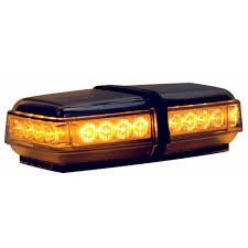 24 Amber LED Mini Light Bar Buyers Products Company Bar-8891050 - The