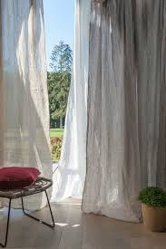 The opposite of adding voile curtains to attract attention; you can also  layer voile curtains to create an understated finish without having ...