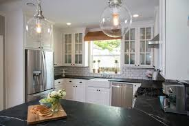 No Window Over Kitchen Sink 9 Kitchen Color Ideas That Arent White Hgtvs Decorating