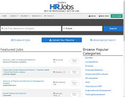 Most Popular And Best Websites To Post Your Resume Echoua