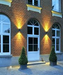 up down exterior lights up down exterior lights led cylinder wall light inside ideas for homes