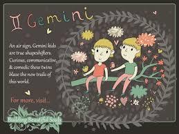 The Gemini Child Gemini Girl Boy Traits Personality Zodiac