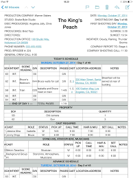 call sheet template excel template customer call sheet template cast and crew excel customer