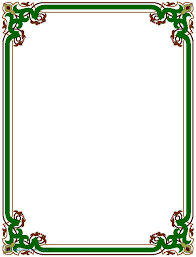 simple frame border design. Page Borders Frame Design Cake; Sports Borders; Frames Spiral Border Public Domain Clip Simple