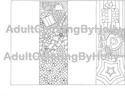 Adult Coloring Page Printable Digital Download