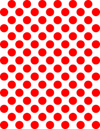 red and white polka dot background. Exellent Background Red On White Inside And Polka Dot Background A