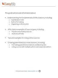 Apa 6th Guidelines Under Fontanacountryinn Com