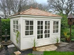 Great in the summer, and just as wonderful in the winter, summerhouses make  graceful additions to any garden. Scenic, picturesque and adaptable, ...