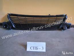 <b>Решетка</b> переднего <b>бампера</b> Nissan Terrano 3 <b>D10</b> купить в ...