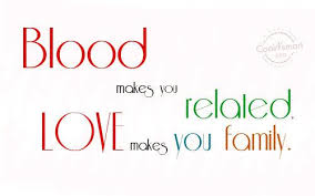 Quotes About Family Love Quotes About Family And Love And Family Quote Blood Makes You 23