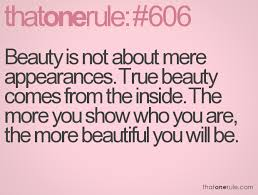 Beautiful Inside Quotes Best Of True Beauty Quotes Quotes