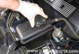 bmw e60 5 series draining and filling the cooling system 2003 large image extra large image